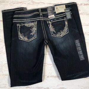 Silver Jeans! Berkley Style.  Brand new! Sz 29